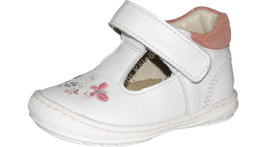Szamos Kölyök első lépés szandálcipő 3220-40246 4440a22c58