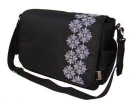 Pierre Cardin pelenkázó táska PB013 / BLACK