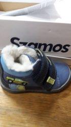 Téli-Szamos Kölyök első lépés bundás cipő 1384-25036