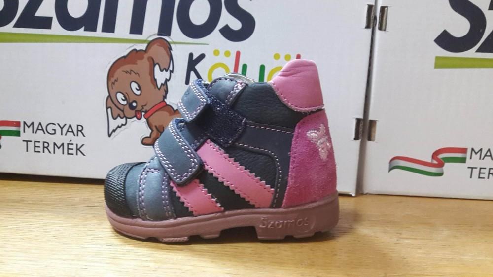 Szamos Kölyök szupinált átmeneti cipő 1391-50709 bcfcdf0d59