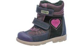 Top Dry Tex Szamos supinált lány száras téli cipő 1443-48749