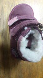 Téli-Szamos Kölyök első lépés bundás cipő 1386-55715