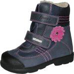 Top Dry Tex Szamos supinált lány száras téli cipő 1342-49709