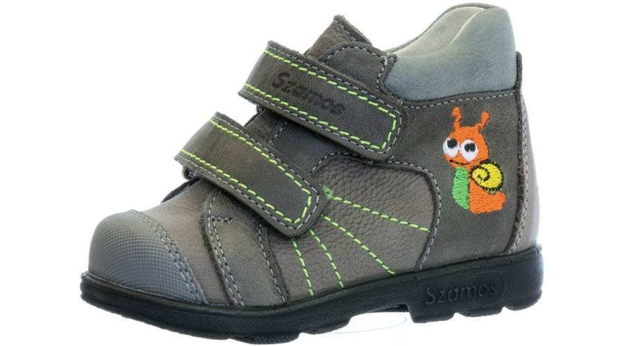 Szamos Kölyök szupinált átmeneti cipő 1431-10709 41f7e31f52