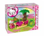 Unico Plus 8656 Hello Kitty Piknik építőkocka szett 14db-os