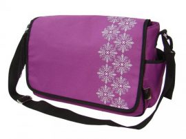 Pierre Cardin pelenkázó táska PB013 / PURPLE