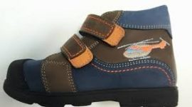 Szamos Kölyök szupinált átmeneti  cipő   1372-20709