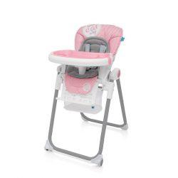Baby Design Lolly multifunkciós etetőszék -  Pink 2017