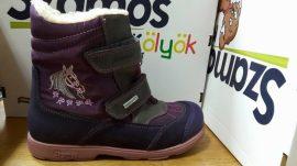 Top Dry Tex Szamos supinált lány száras téli cipő 1344-49749