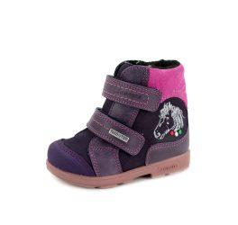 TopDryTex Szamos supinalt lány száras téli cipő 1376-597