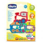 Chicco Little Train 123 vonatos rágóka 3h +