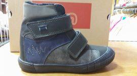 Linea Vízálló téli fiú száras cipő M88