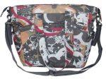 Pierre Cardin pelenkázó táska PB8120 / PLUM